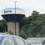 Barrie Water Tower